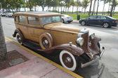 Vintage Sedan — Stock Photo