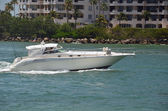 Luxury Fishing Boat — Stockfoto