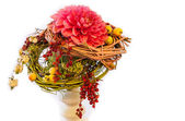 Luxury Wedding decoration — Stock Photo