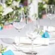 Banquet table — Stock Photo #29964097