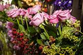 Rose decoration — Stock Photo