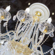 Shining chandelier — Stockfoto