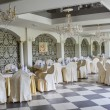 Banquet hall — Stock Photo #30538823