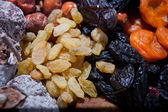 Dehydrated fruit — Stock Photo
