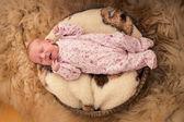 Ağlayan bebek — Stok fotoğraf