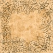 Vintage floral background — Stock Vector #13173929