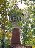 Water tower. — Stock Photo