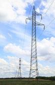 Elektriciteit Polen. — Stockfoto