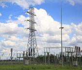 電力発電所. — ストック写真