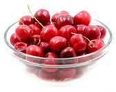 Red cherry. — Stock Photo