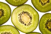 Slices of Kiwi. — Stock Photo