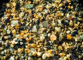Texture Sand Macro — Stock Photo