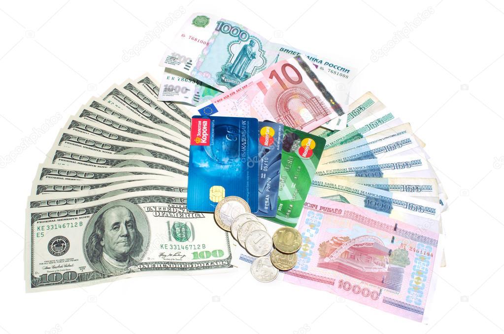 tarjeta de crédito euro fantasía