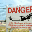 Danger Sign — Stock Photo #17603287