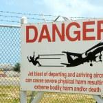 Постер, плакат: Danger Sign