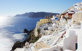 Santorini view, Oia — Stock Photo