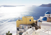 Santorini view — Foto Stock