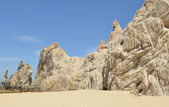 Cabo Lovers beach — Stock Photo