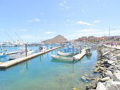 Port of Cabo San Lucas — Stock Photo