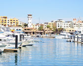 Cabo San Lucas port — Stock Photo