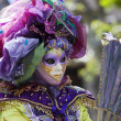 Venice carnival in Yvoire (May 2012) — Stock Photo
