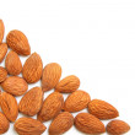Almonds — Stock Photo #5383224