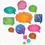 Bubbles for Speech. — Stock Vector