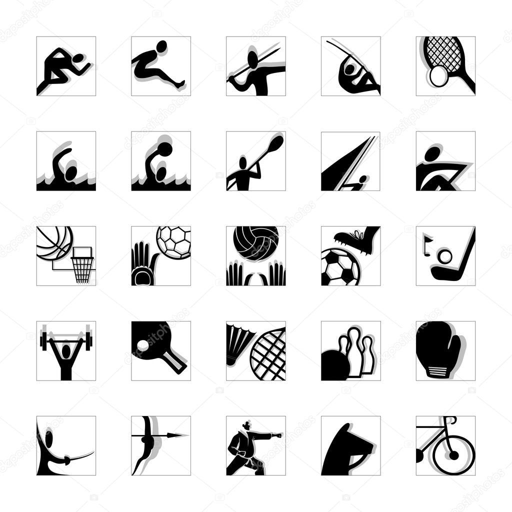 Черно белые иконки, бесплатные фото ...: pictures11.ru/cherno-belye-ikonki.html
