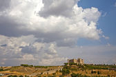 Belmonte Castle Panoramic — Stock Photo