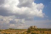 Belmonte Castle Panoramic — Stock Photo