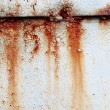 Stock Photo: Rusty background