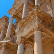 Ancient library in Ephesus — Stock Photo