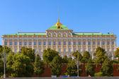 Le palais grand de kremlin, moscou, russie — Photo
