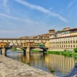 Stock Photo: Florence Golden Bridge