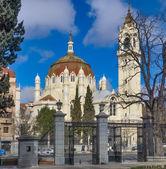 Kostel san manuel y san benito — Stock fotografie