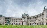 Austria, Vienna, Hofburg winter residence of the emperor — Stock Photo