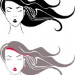 Royalty-Free Stock Vector Image: Woman.