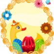 Royalty-Free Stock Vector Image: Easter illustration