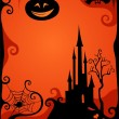 Halloween card — Stock Vector #30622179