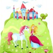 Princess — Stockvector #32236645