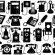 Phone set — Stock Vector #14391993