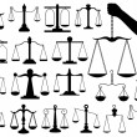 Постер, плакат: Set of different scales