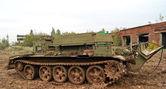 Old Military Vehicle — Stock Photo