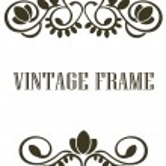 Vintage frame — Stock Vector #19252811
