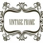 Vintage frame — Stock Vector #19252829