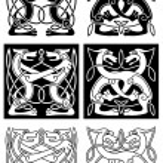 Tribal celtic ornament — Stock Vector #29324775