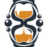 klepsydra symbol — Wektor stockowy