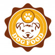 Dog Food Icon — Stock Vector