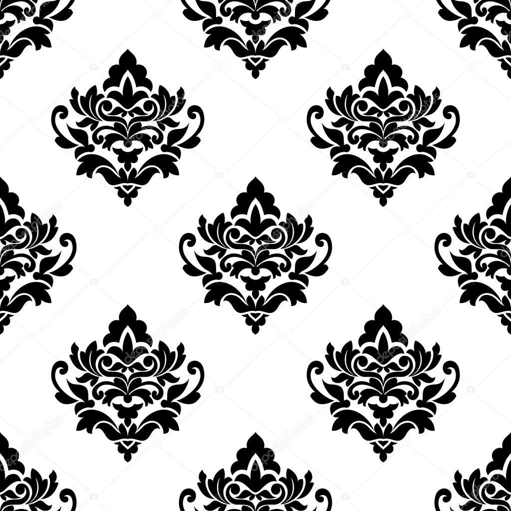 Фото черно белые узоры