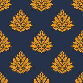 Het elegante naadloze patroon — Stockvector